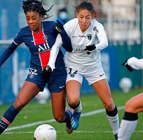 J10 : Paris Saint-Germain FC - Paris FC (4-1)