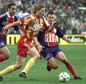 1998 - Paris SG - RC Lens (2-1)