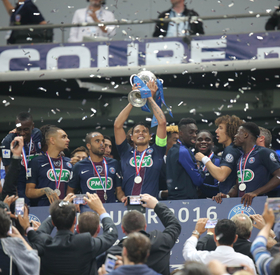 2016 - Olympique de Marseille - Paris-SG (2-4)