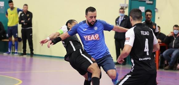 J13 : Herouville Futsal - Toulon EF (2-4)
