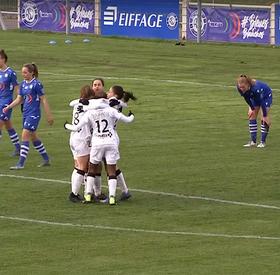 J12 : ASJ Soyaux - Paris FC (0-3)