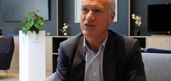 "Didier Deschamps : ""S'adapter et rester toujours positif"""