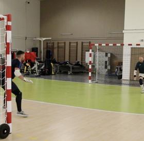 Stage entraîneurs et référents gardiens de but Futsal