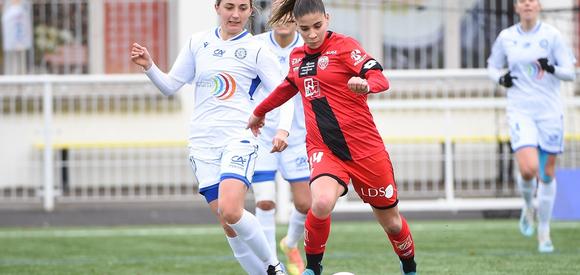J13 : Dijon FCO - ASJ Soyaux (3-2)