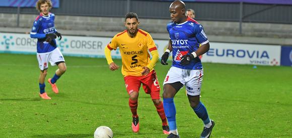 J19 | US Concarneau - SC Lyon (1-1)