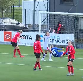 J10 : EA Guingamp - FC Fleury 91 (0-1)