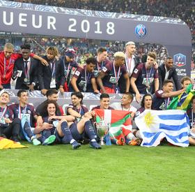 2018 - Les Herbiers VF - Paris-SG (0-2)
