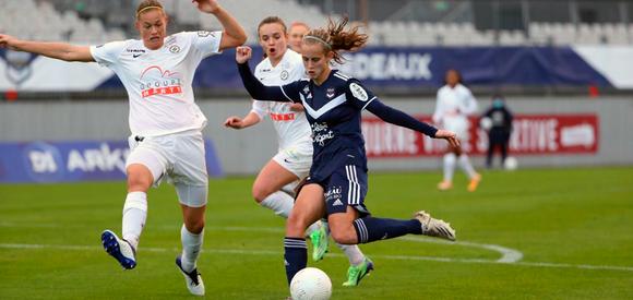J11 : FCG Bordeaux - Montpellier HSC (2-0)