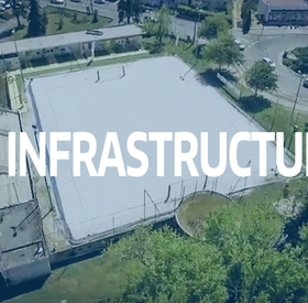 Les infrastructures