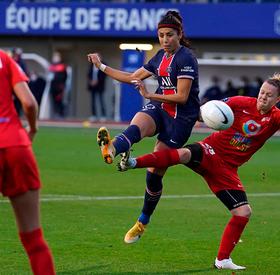 J8 - GPSO 92 Issy - Paris Saint-Germain FC (0-14)