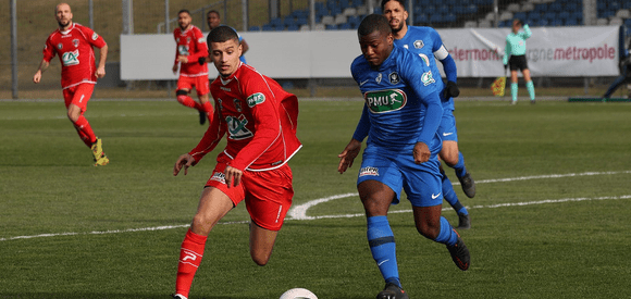 Clermont - Grenoble (1-1, 2 tab 4)