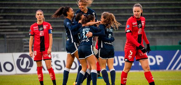 J11 : Paris FC - Dijon FCO (3-2)