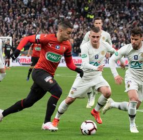 2019 - Stade Rennais - Paris-SG (2-2, 6 t.a.b. à 5)