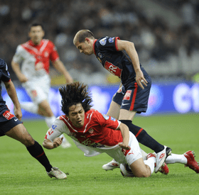 2010 - AS Monaco - Paris-SG (0-1 a.p.)