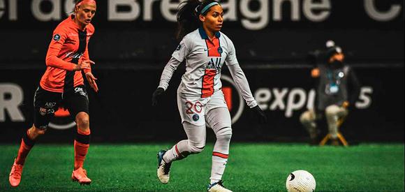 J13 : EA Guingamp - Paris Saint-Germain FC (0-5)
