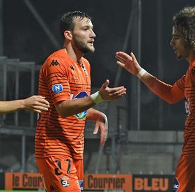 J19 | Stade Lavallois - Stade Briochin (0-0)