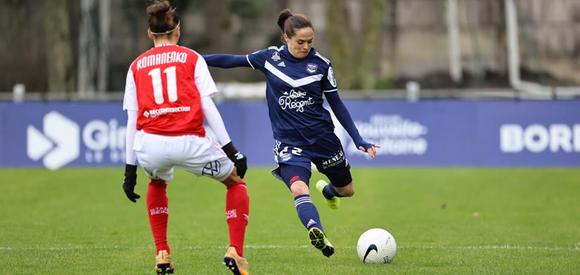 J13 : FCG Bordeaux - Stade de Reims (7-1)