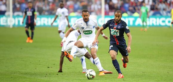 2015 - AJ Auxerre - Paris-SG (0-1)