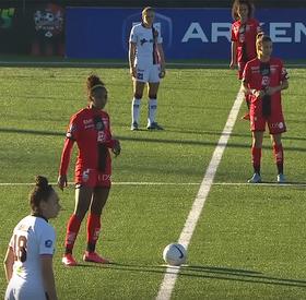 J9 - FC Fleury 91 - Dijon FCO (2-0)