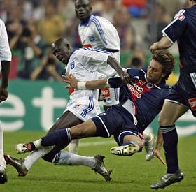 2003 - Paris SG - AJ Auxerre (1-2)