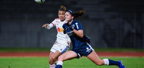 J13 : Paris FC - Olympique Lyonnais (0-5)