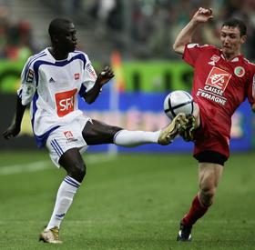 2005 - AJ Auxerre - CS Sedan Ardennes (2-1)