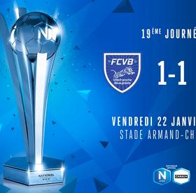 J19 I FC VILLEFRANCHE B. - FC ANNECY (1-1)