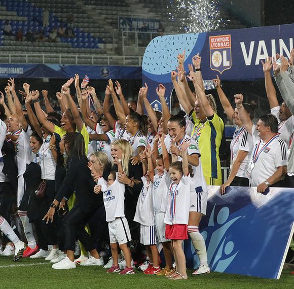 Olympique Lyonnais - Paris SG, le résumé de la finale