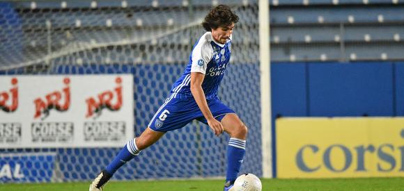 J18 : SC Bastia - FC Bastia Borgo (4-0)