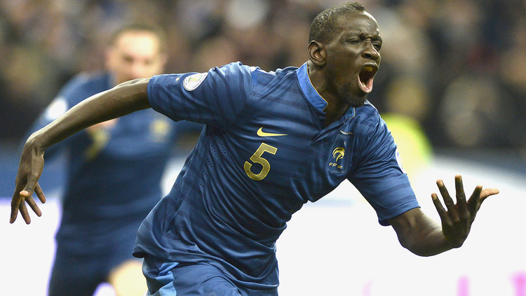 "Sakho : ""France-Ukraine, un match historique"""