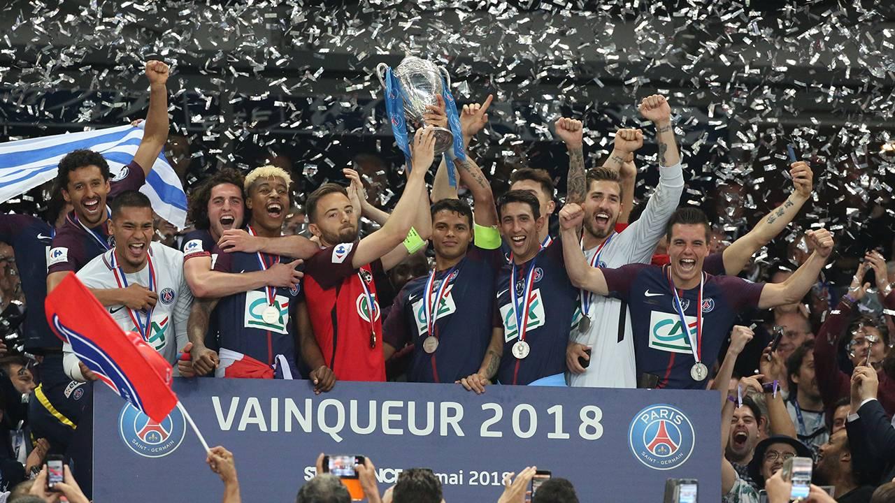 "Thiago Silva : ""Ramener la coupe chez nous"""
