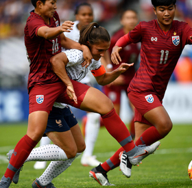 France-Thailande (3-0)