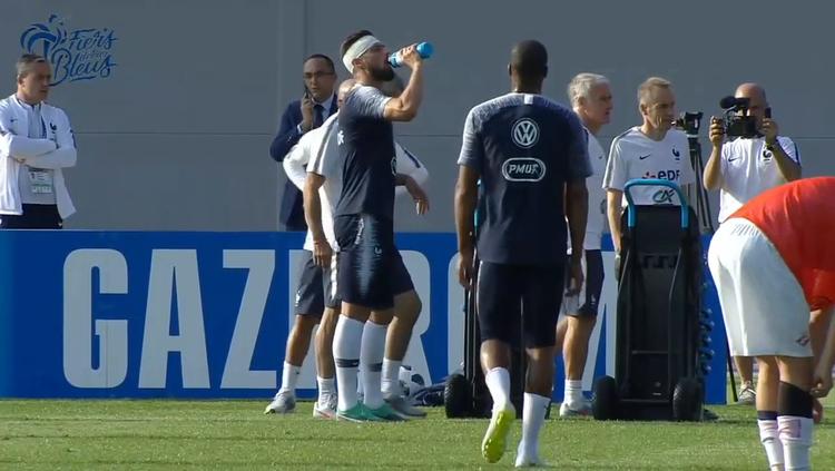 L'opposition face aux U19 du Spartak Moscou (3-2) en replay