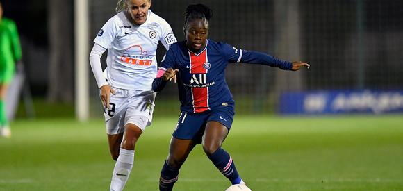 J5 - Paris-SG - Montpellier HSC (4-0)