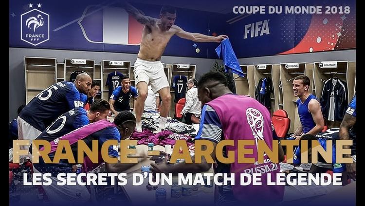 France-Argentine - les secrets d'un match de légende