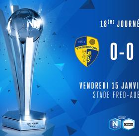 J18   Stade Briochin - US Concarneau (0-0)
