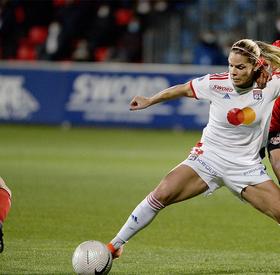 J6 - Olympique Lyonnais - EA Guingamp (4-0)