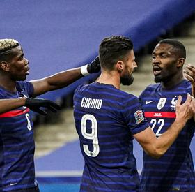 France - Suède (4-2)