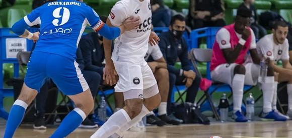 J5 : ACCS Asnières - Béthune Futsal (8-1)