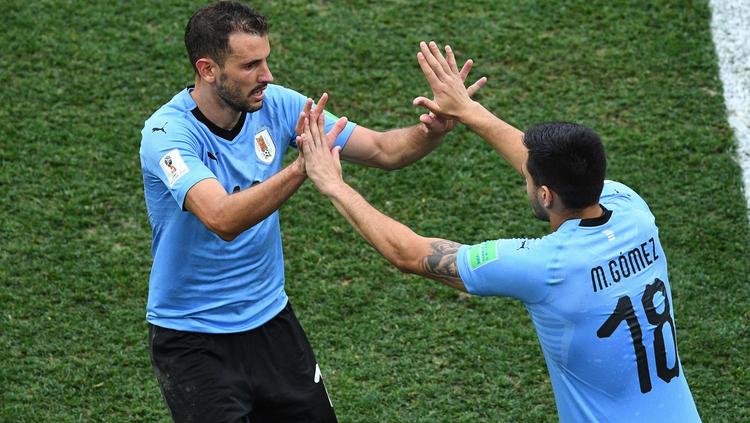Gros plan sur l'Uruguay
