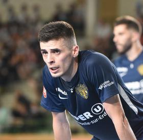 J8 : Nantes Métropole - Chavanoz FC (9-4)