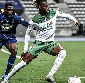 Le résumé Paris FC-Saint-Etienne (2-3)