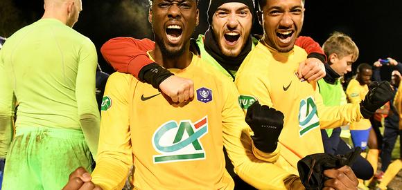 Tous les buts des 8es (2019-2020)