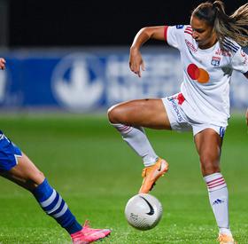 J8 - Olympique Lyonnais - ASJ Soyaux (5-1)