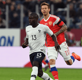 Russie-France (1-3)
