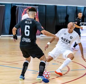 J6 : ACCS Asnières - Hérouville Futsal (9-1)