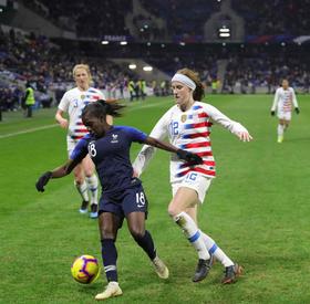 France - États-Unis (3-1)