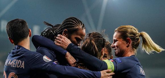 France - Autriche (3-0)