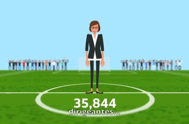 Le football féminin fête ses 50 ans !