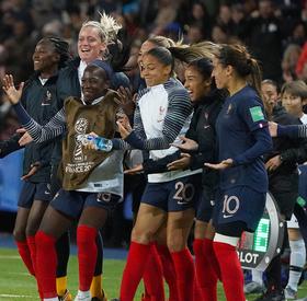 France-Corée du Sud (4-0), premières réactions